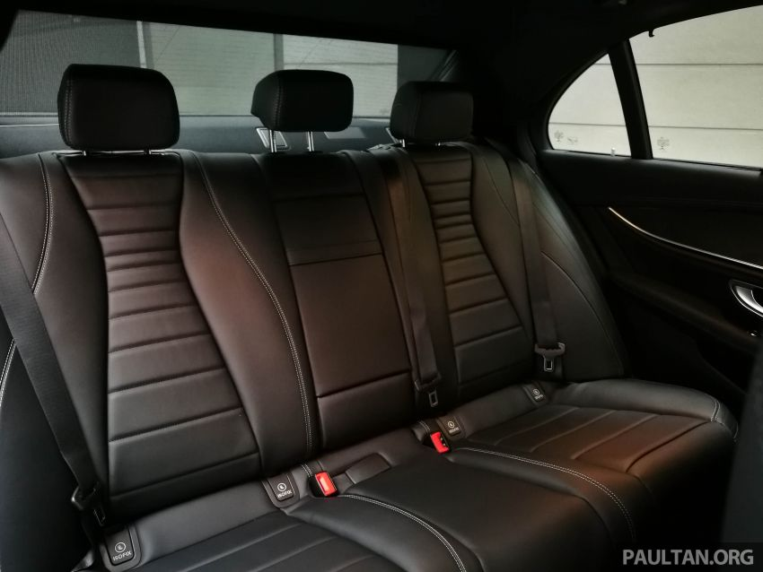 W213 Mercedes-Benz E300 AMG Line CKD in Malaysia – RM388,888 estimated, better spec than CBU version Image #835715