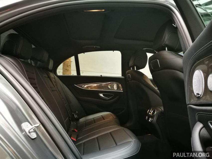 W213 Mercedes-Benz E300 AMG Line CKD in Malaysia – RM388,888 estimated, better spec than CBU version Image #835718