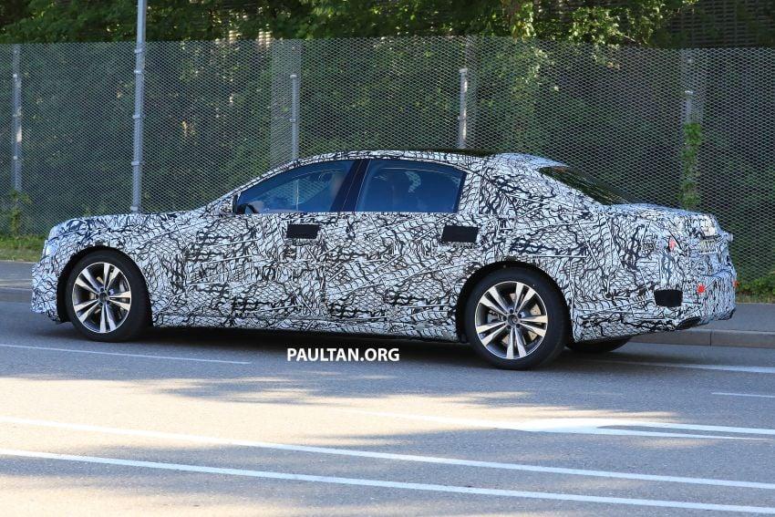 SPYSHOT: Mercedes-Benz S-Class W223 dikesan Image #836670