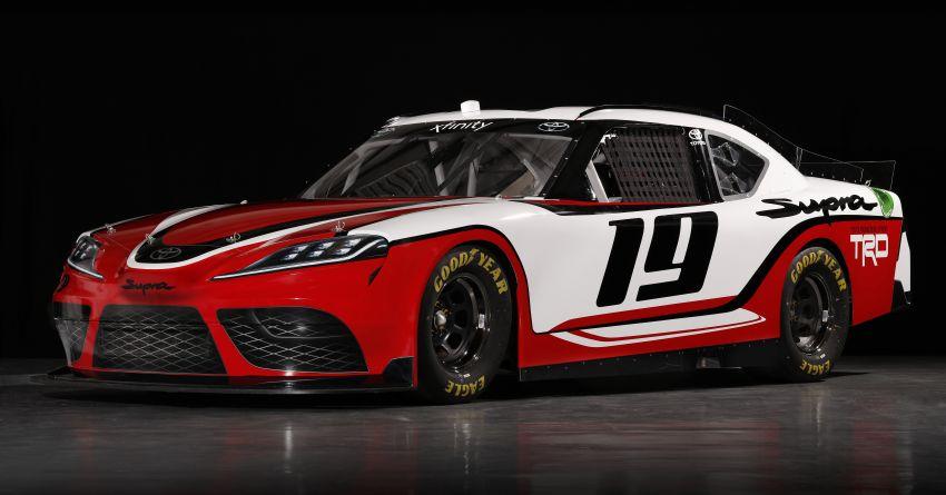New Toyota Supra to race in NASCAR Xfinity Series