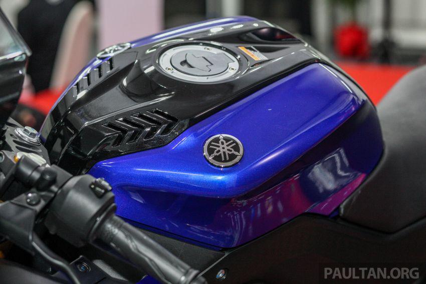 Yamaha YZF-R15 dilancarkan di Malaysia – RM11,988 Image #844391