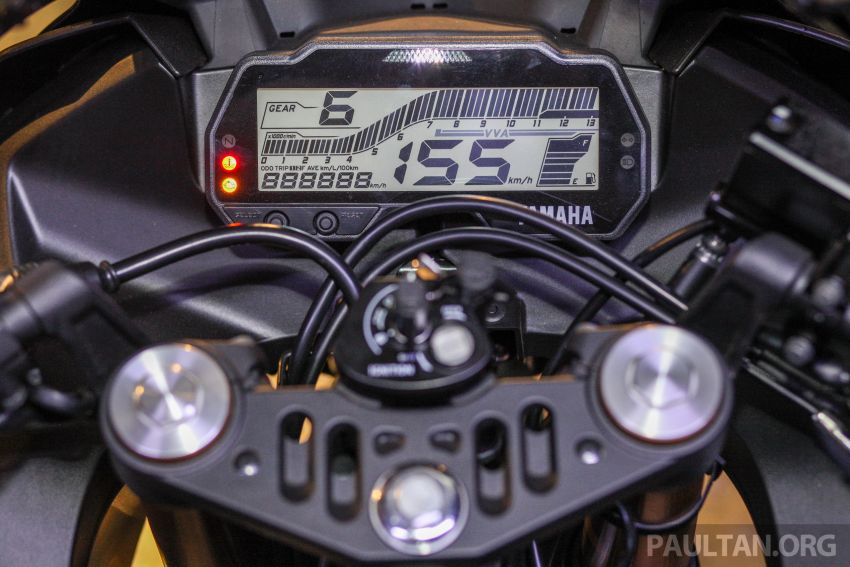 Yamaha YZF-R15 dilancarkan di Malaysia – RM11,988 Image #844396