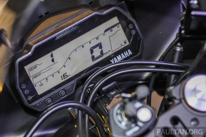 Yamaha YZF-R15 dilancarkan di Malaysia – RM11,988 Image #844397