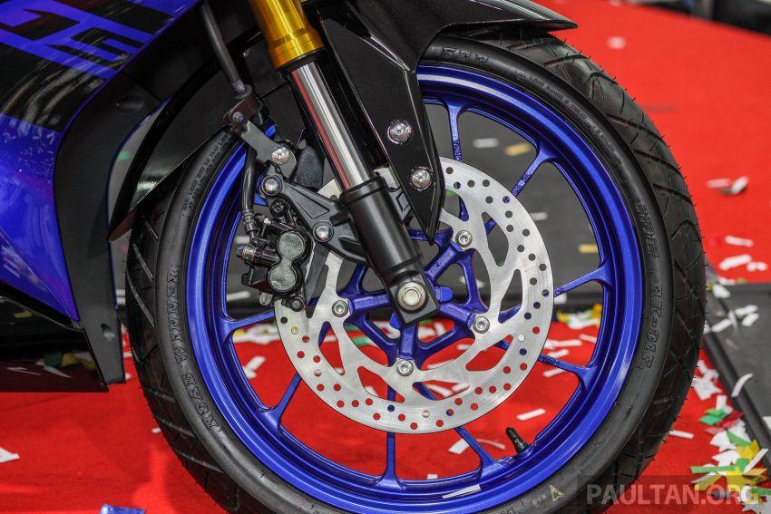 Yamaha YZF-R15 dilancarkan di Malaysia – RM11,988 Image #844400