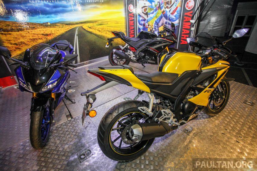 Yamaha YZF-R15 dilancarkan di Malaysia – RM11,988 Image #844374
