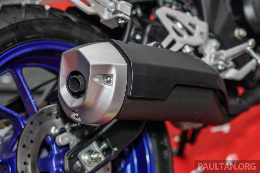 Yamaha YZF-R15 dilancarkan di Malaysia – RM11,988 Image #844402