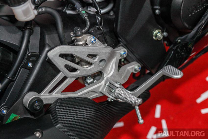 Yamaha YZF-R15 dilancarkan di Malaysia – RM11,988 Image #844404