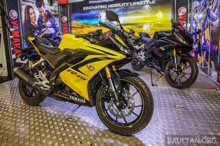 Yamaha YZF-R15 dilancarkan di Malaysia – RM11,988 Image #844375
