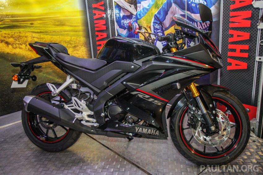 Yamaha YZF-R15 dilancarkan di Malaysia – RM11,988 Image #844377