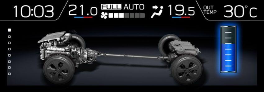 2019 Subaru Forester e-Boxer hybrid for Australia? Image #834945