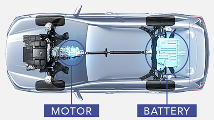 2019 Subaru Forester e-Boxer hybrid for Australia? Image #834947