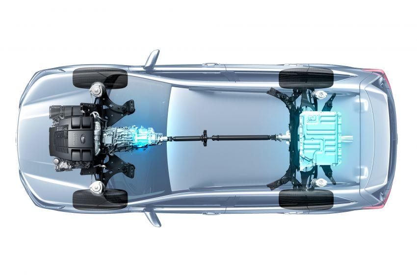 2019 Subaru Forester e-Boxer hybrid for Australia? Image #834951