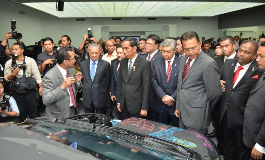 Proton says joint development of Indonesian national car still on, looking towards an ASEAN car in future Image #837060