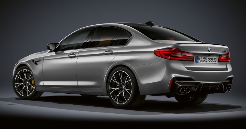 MEGA GALLERY: F90 BMW M5 Competition in detail! Image #848178