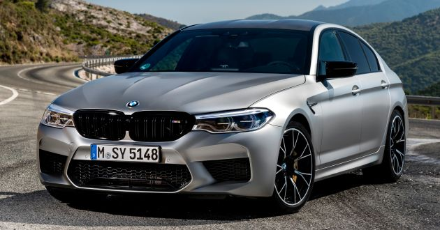 MEGA GALLERY: F90 BMW M5 Competition in detail!