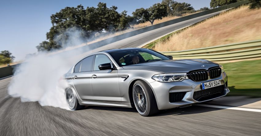 MEGA GALLERY: F90 BMW M5 Competition in detail! Image #848129