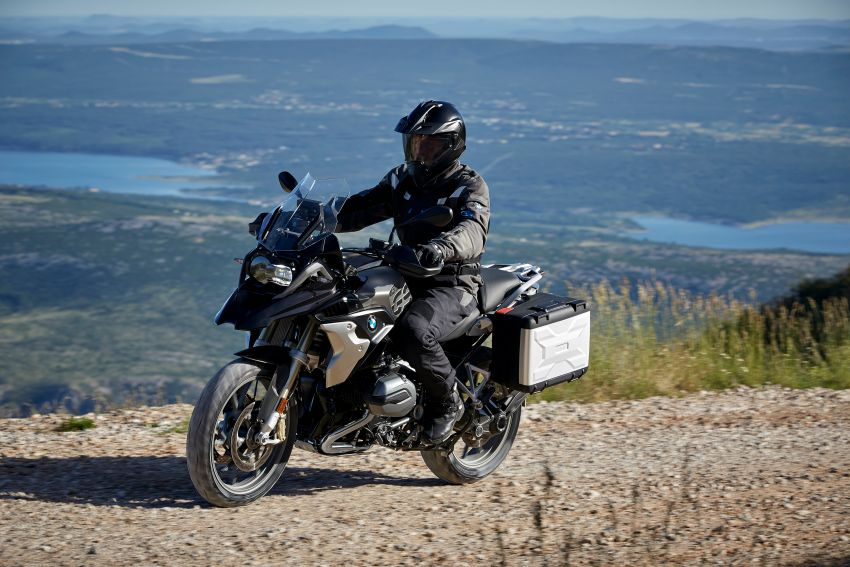 2019 BMW Motorrad GS adventure bike to be a 1250? Image #852768
