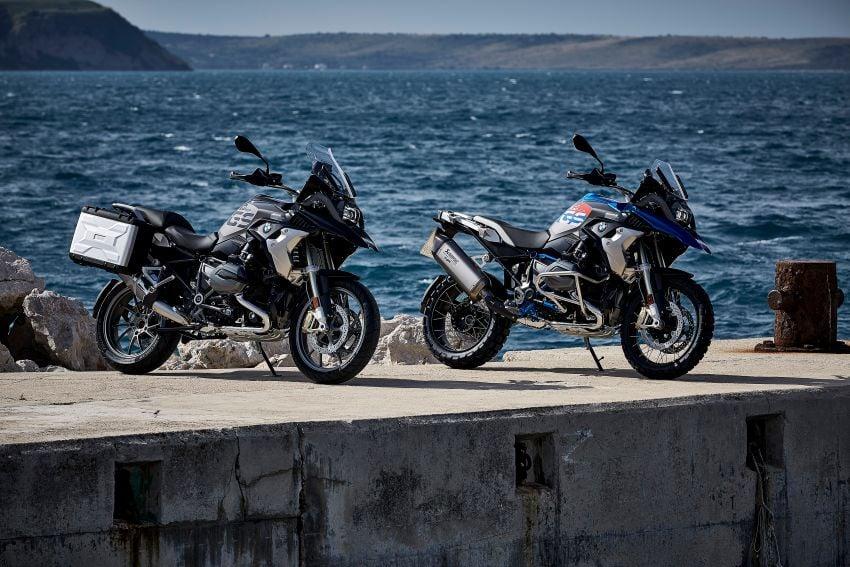 2019 BMW Motorrad GS adventure bike to be a 1250? Image #852777