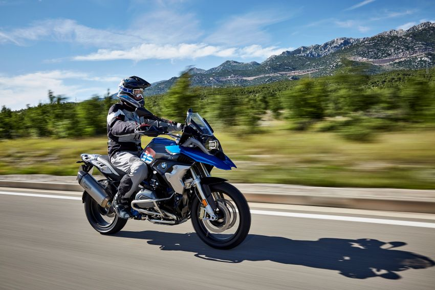 2019 BMW Motorrad GS adventure bike to be a 1250? Image #852778