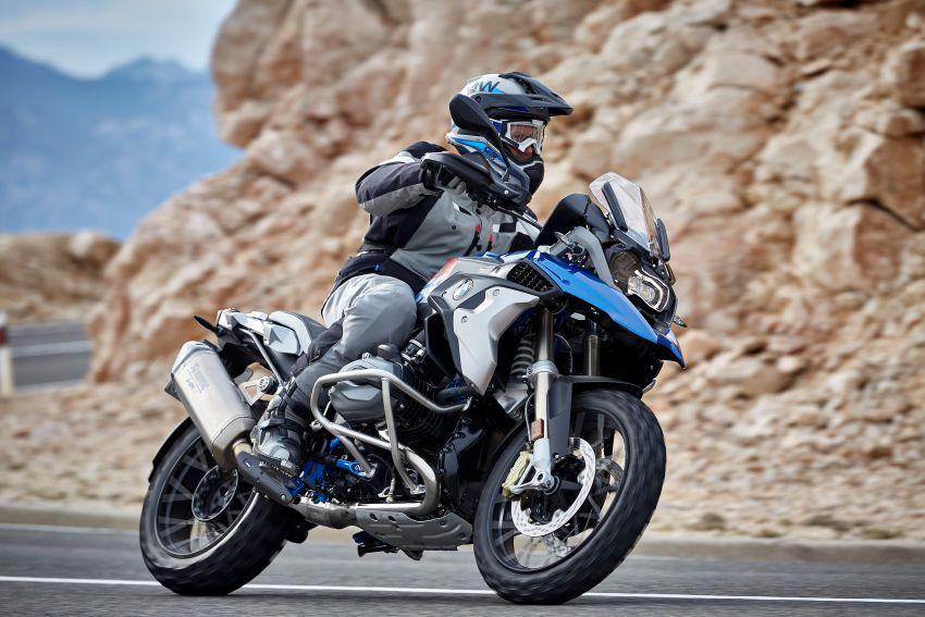 2019 BMW Motorrad GS adventure bike to be a 1250? Image #852780