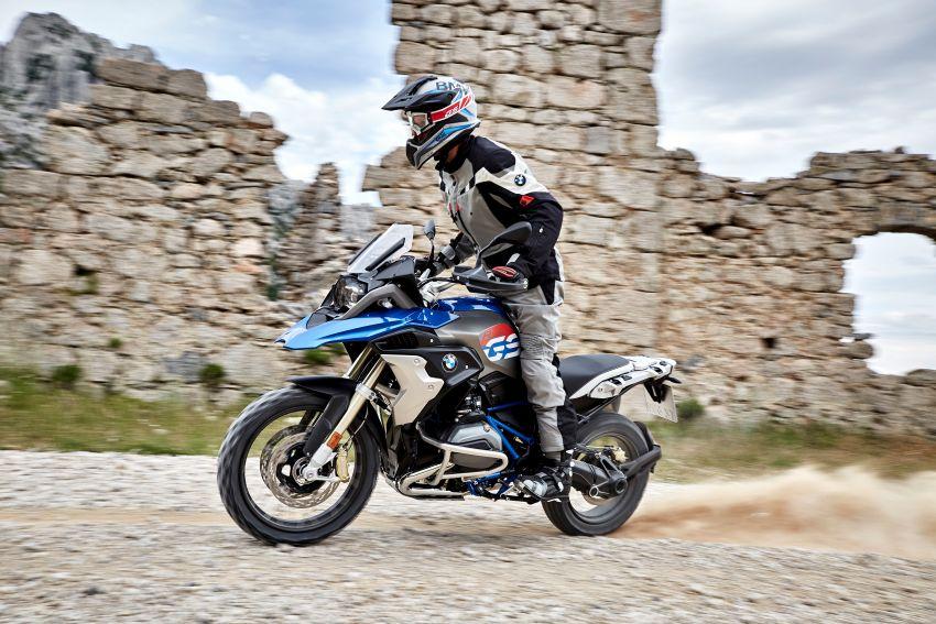 2019 BMW Motorrad GS adventure bike to be a 1250? Image #852781
