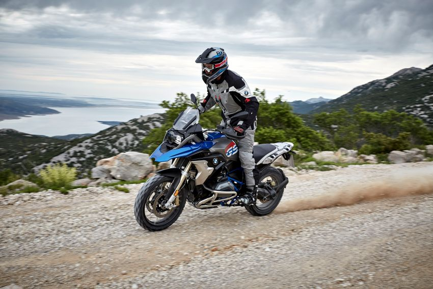 2019 BMW Motorrad GS adventure bike to be a 1250? Image #852782