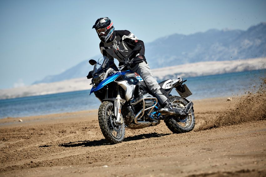 2019 BMW Motorrad GS adventure bike to be a 1250? Image #852783