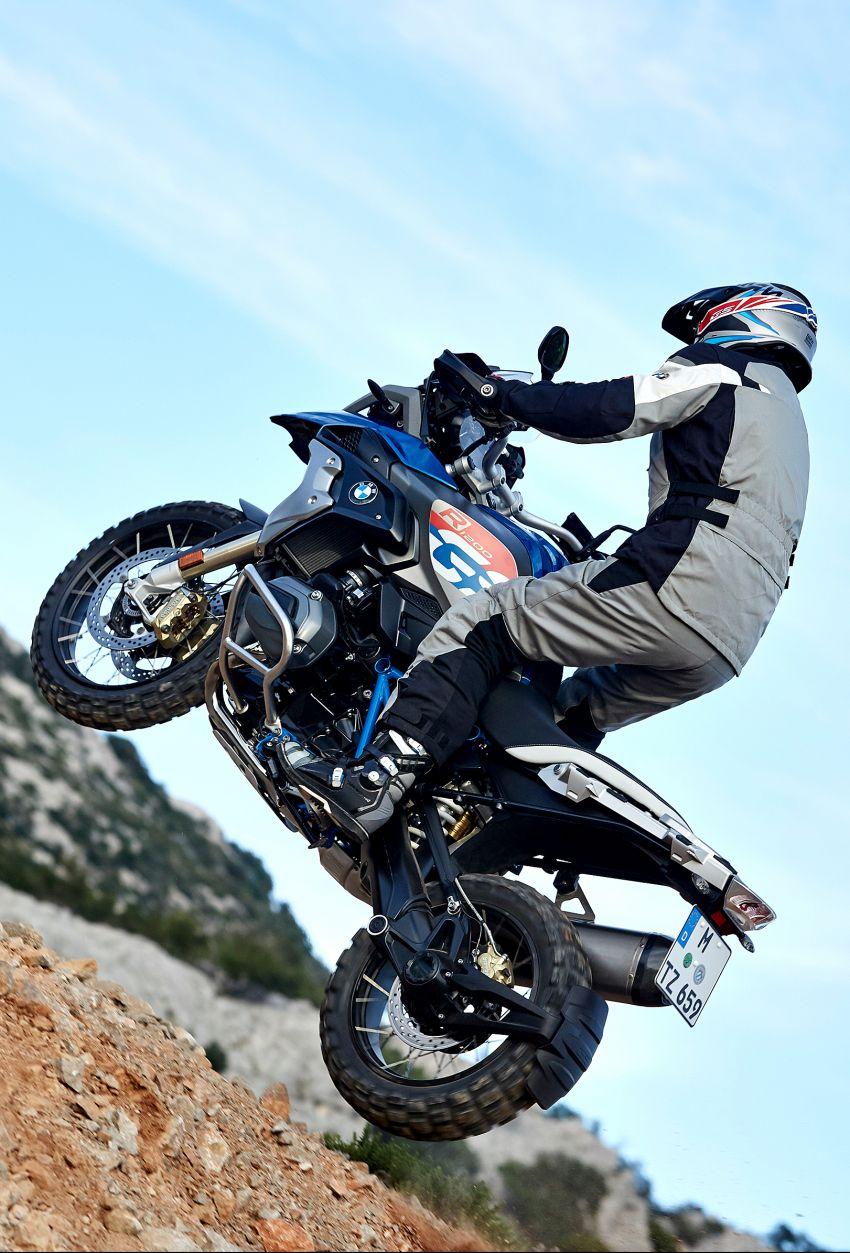 2019 BMW Motorrad GS adventure bike to be a 1250? Image #852785
