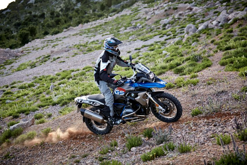 2019 BMW Motorrad GS adventure bike to be a 1250? Image #852786