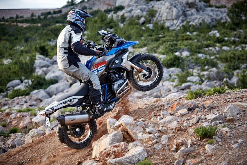 2019 BMW Motorrad GS adventure bike to be a 1250? Image #852787