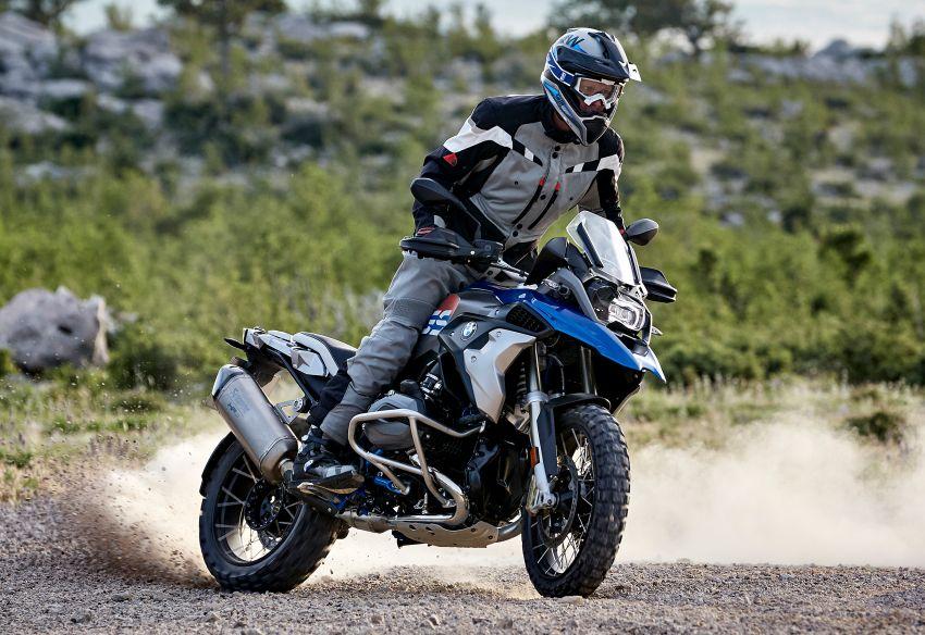 2019 BMW Motorrad GS adventure bike to be a 1250? Image #852788