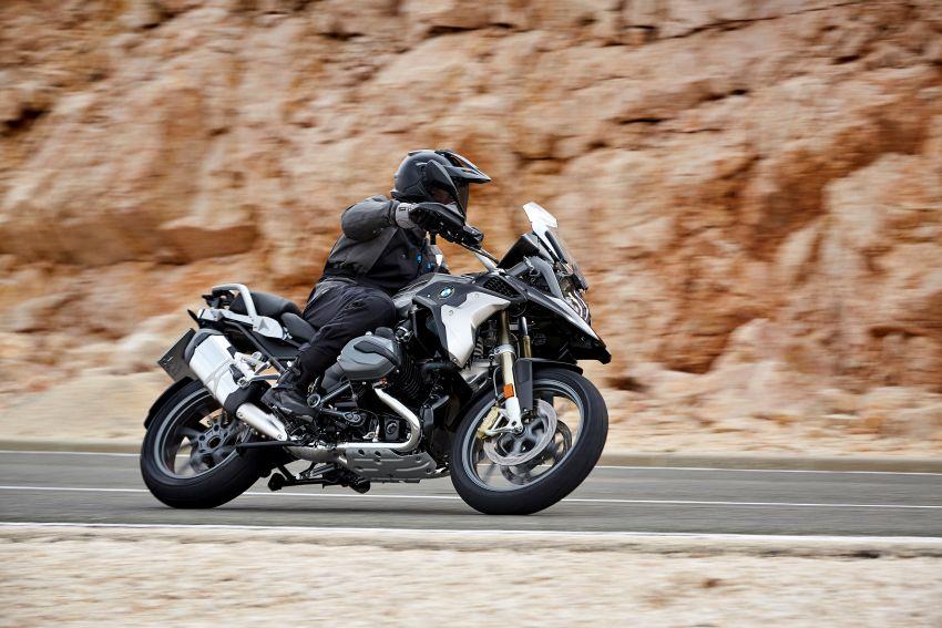 2019 BMW Motorrad GS adventure bike to be a 1250? Image #852769