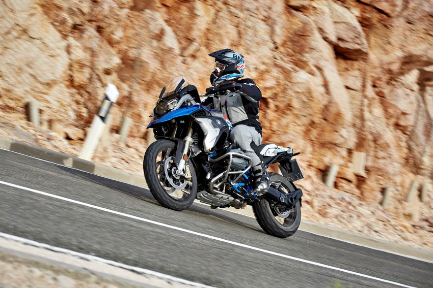 2019 BMW Motorrad GS adventure bike to be a 1250? Image #852789