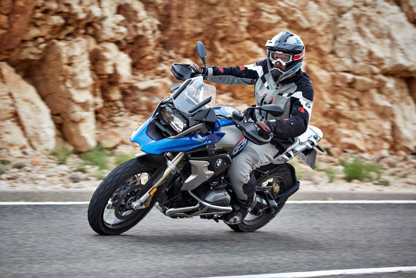 2019 BMW Motorrad GS adventure bike to be a 1250? Image #852790