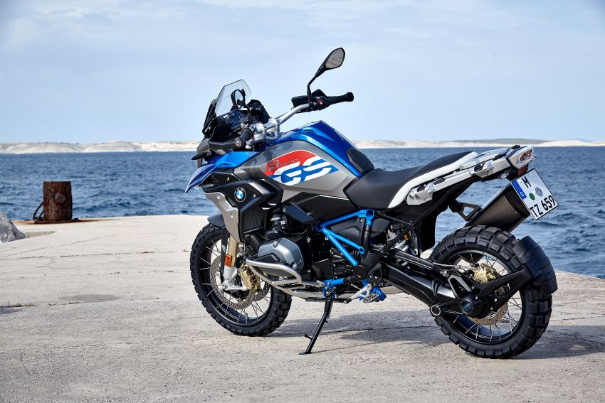 2019 BMW Motorrad GS adventure bike to be a 1250? Image #852791