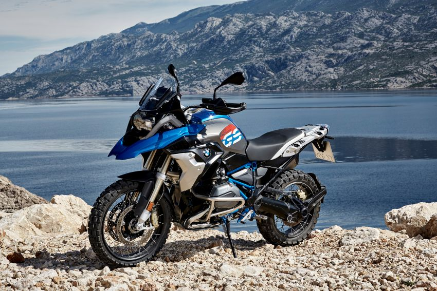 2019 BMW Motorrad GS adventure bike to be a 1250? Image #852793