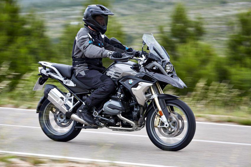 2019 BMW Motorrad GS adventure bike to be a 1250? Image #852770