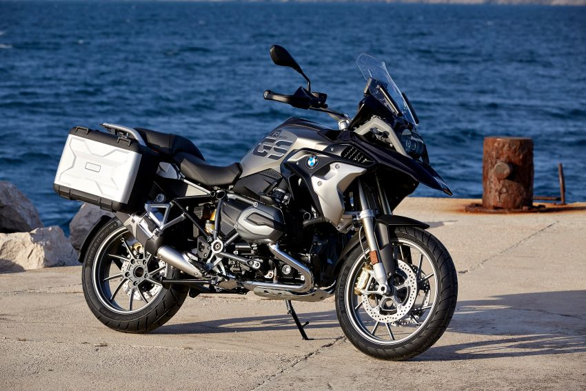 2019 BMW Motorrad GS adventure bike to be a 1250? Image #852771