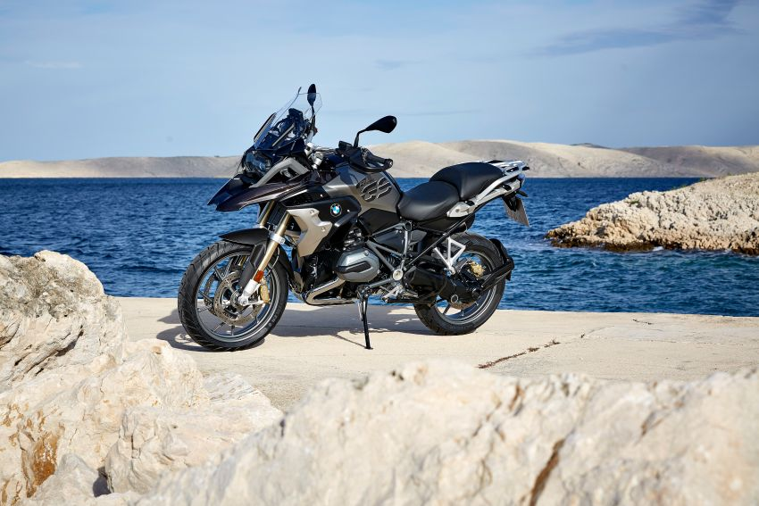 2019 BMW Motorrad GS adventure bike to be a 1250? Image #852772