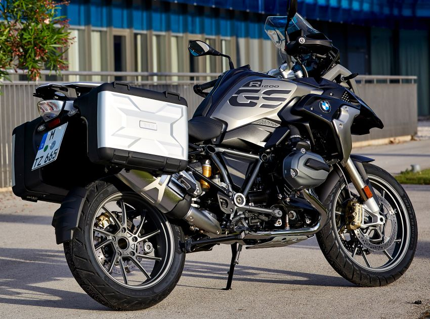 2019 BMW Motorrad GS adventure bike to be a 1250? Image #852773