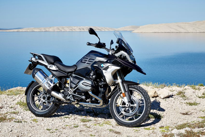 2019 BMW Motorrad GS adventure bike to be a 1250? Image #852774