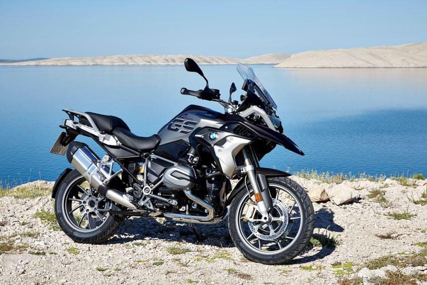 2019 BMW Motorrad GS adventure bike to be a 1250? Image #852774