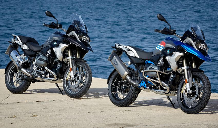 2019 BMW Motorrad GS adventure bike to be a 1250? Image #852775