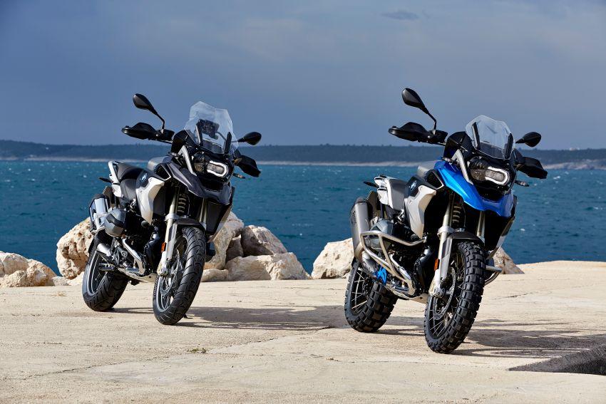 2019 BMW Motorrad GS adventure bike to be a 1250? Image #852776