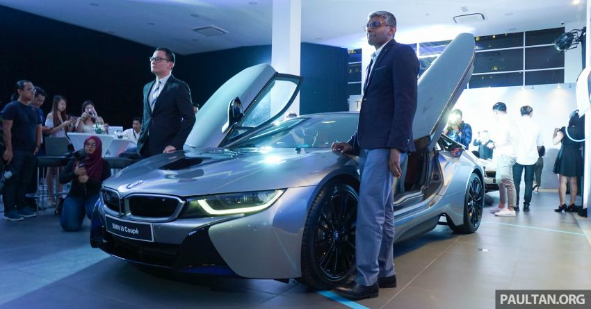 New BMW i8 launched in Malaysia – RM1.31 million Image #851191