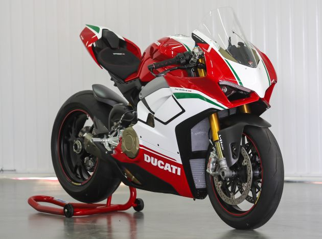 Want To Win A Ducati Panigale V4 Speciale For Rm26