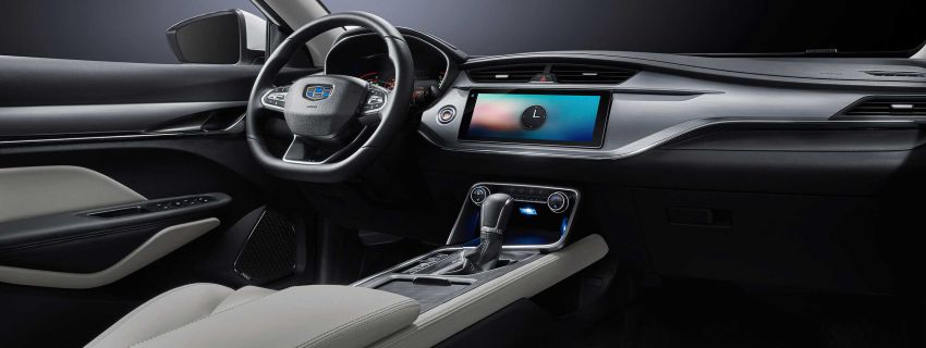 Geely Binrui – new C-segment sedan gets full active safety features, turbo engines; next Proton Preve? Image #848915