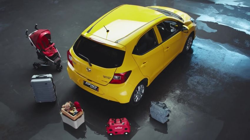 New Honda Brio makes world debut at GIIAS Indonesia Image #846162
