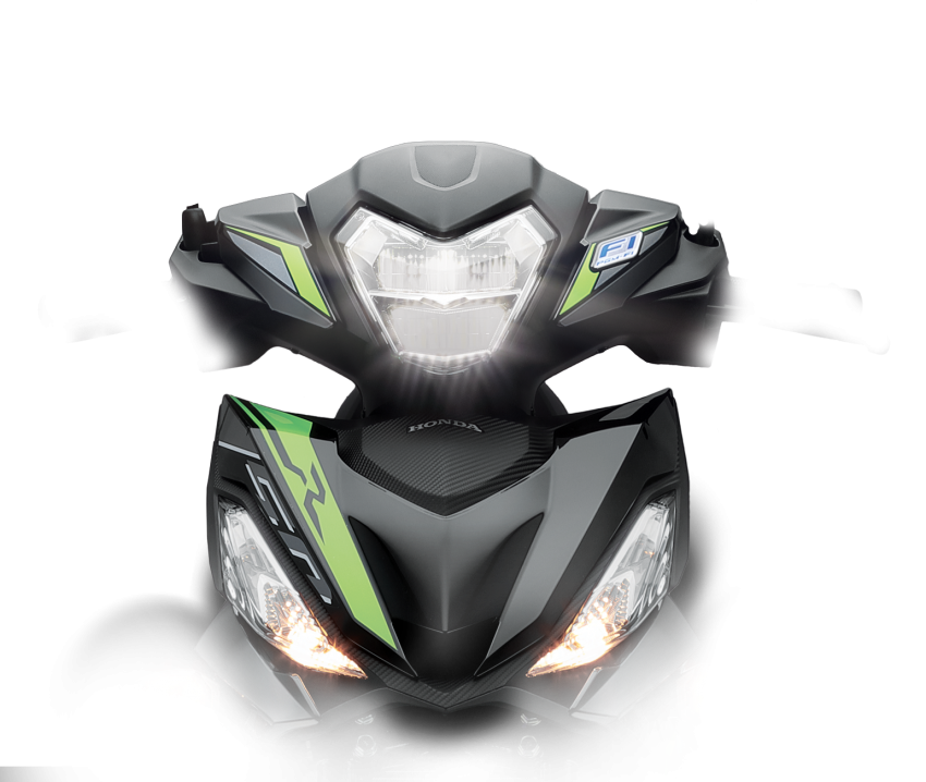 2018 Honda RS150R in new colours  – from RM7,999 Image #846995