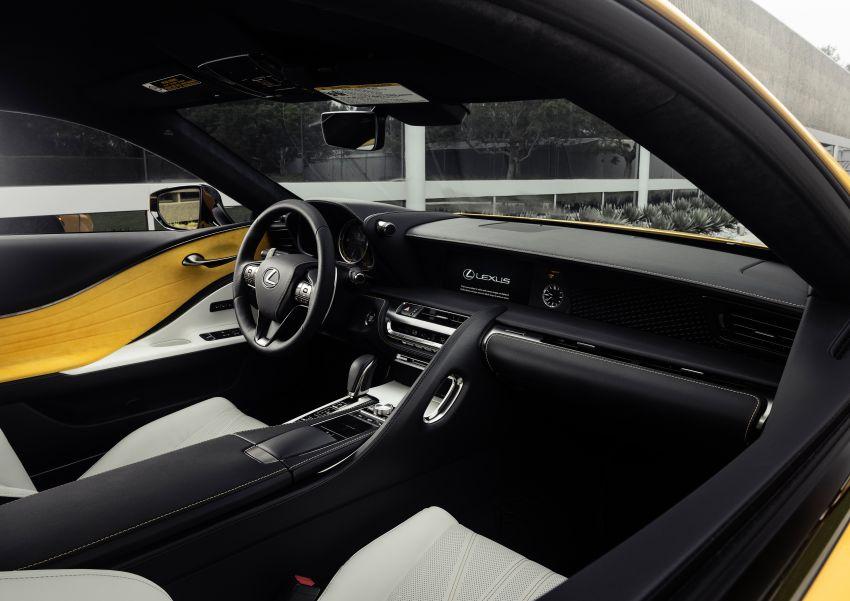 Lexus LC Inspiration Concept & custom UX250h debut Image #854263